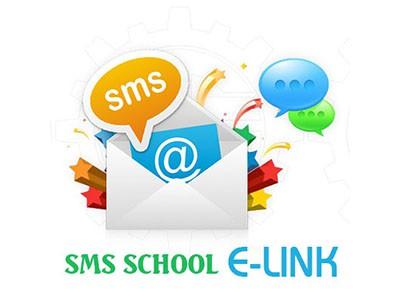 Hệ thống SMS liên lạc giữa nhà trường và PHHS E-LINK